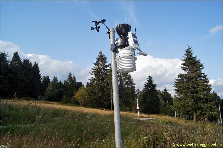 Wetterstation Oberbreitenau