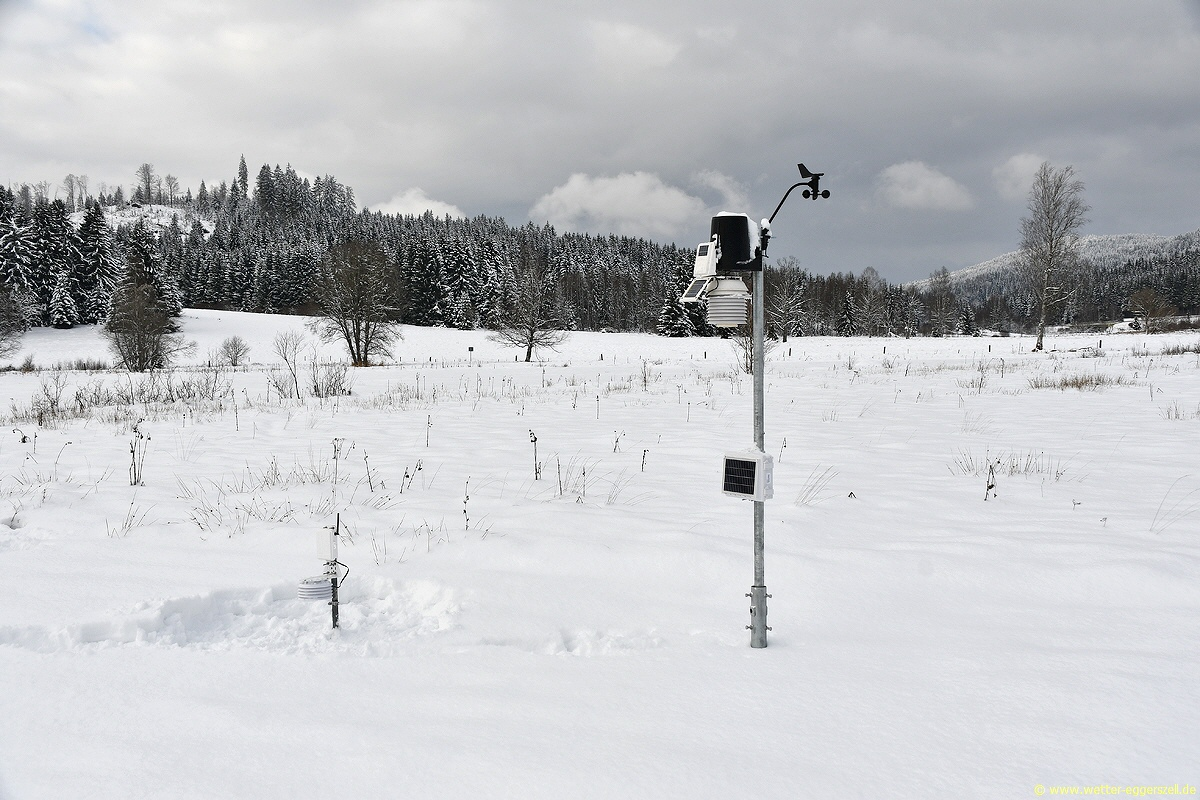 Wetterstation Schnellenzipf (Wettermessnetz Ostbayern)